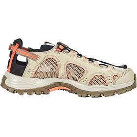 Salomon W's Techamphibian 3 Shoes Vintage Kaki/Bungee Cord/Living Coral